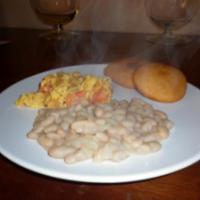 Perico (uova, cipolla e pomodoro fresco)
